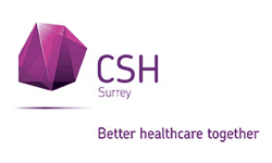 Central Surrey Health Logo